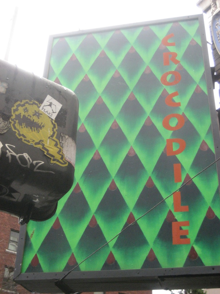 Crocodile Cafe, Seattle, WA